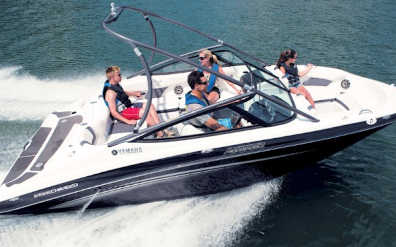 North Miami Boat Rental - YAMAHA SX190