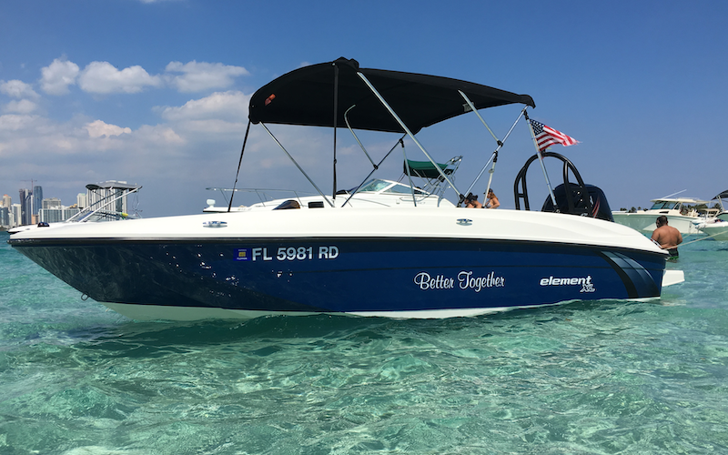 North Miami Beach Boat Rental - Better Together