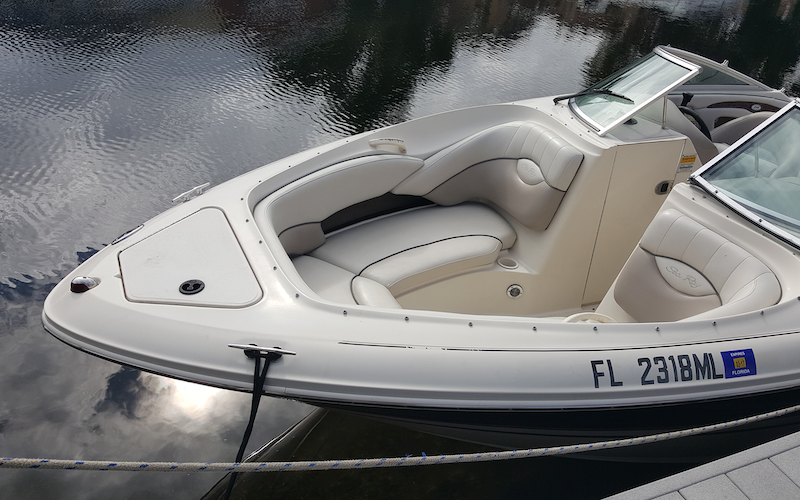 Pompano Beach Boat Rental - Sea Ray