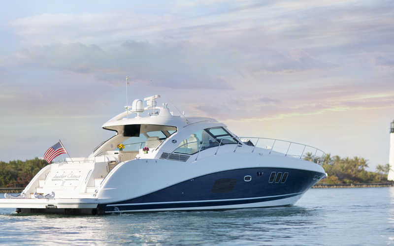 Fort Lauderdale Boat Rental - Another Chance II
